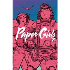 Paper Girls 2 - Sanborns