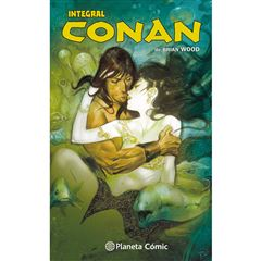 Conan de Brian Wood (Integral) - Sanborns
