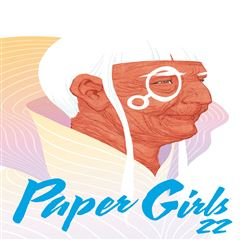 Paper Girls nº 22/30 - Sanborns