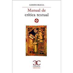 Manual de crítica textual - Sanborns