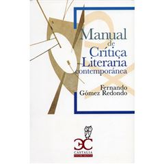 MANUAL DE CRÍTICA  LITERARIA CONTEMPORÁNEA - Sanborns