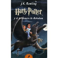 Harry Potter y el prisionero de Azkaban (Bolsillo) - Sanborns