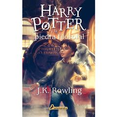 Harry Potter y la piedra filosofal Tomo 1 - Sanborns