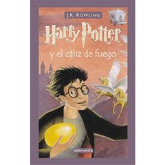 Harry Potter y el cáliz de fuego. Tomo 4 - Sanborns