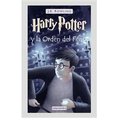 Harry Potter y la orden del Fénix. Tomo 5 - Sanborns