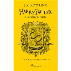 Harry Potter 2 y la cámara secreta Hufflepuff - Sanborns