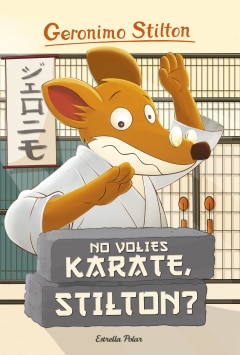 No volies karate, Stilton? - Sanborns
