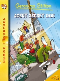 Agent secret Zero Zero K - Sanborns