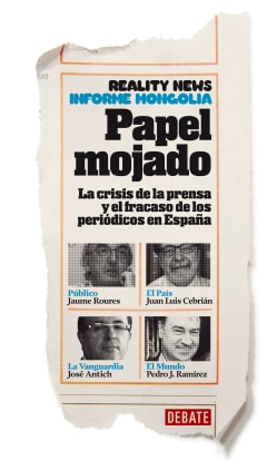 Papel mojado - Sanborns