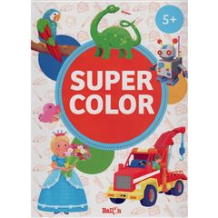 SUPER COLOR +5 MEXICO - Sanborns