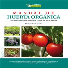 Manual de huerta orgánica Ebook - Sanborns