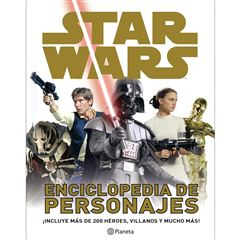 Star Wars Enciclopedia de personajes - Sanborns