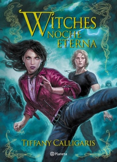 Witches 5. Noche eterna - Sanborns