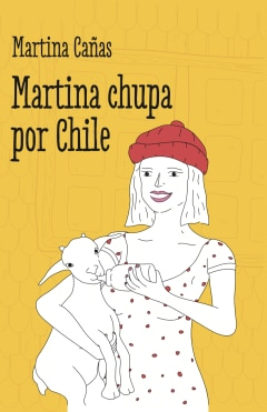 Martina chupa por Chile - Sanborns