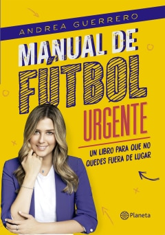 Manual de fútbol urgente - Sanborns
