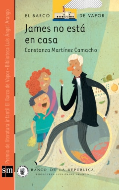 James no Está en Casa [Plan Lector Infantil] Ebook - Sanborns