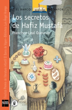 Los Secretos de Hafiz Mustafá [Plan Lector Infantil] Ebook - Sanborns
