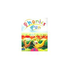 Phonics Fun 5 Sb - Sanborns