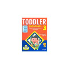 Toddler Pre-School 3. Incluye Cd - Sanborns