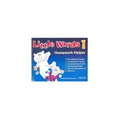 Little Words 1: Homework Helper - Sanborns