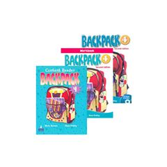 Back Pack 4 Value Pack 2Ed - Sanborns