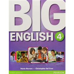Big English 4 Sb With Cd Rom Pack - Sanborns