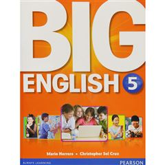 Big English 5 Sb With Cd Rom Pack - Sanborns
