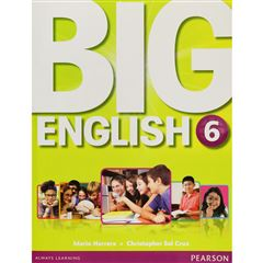 Big English 6 Sb With Cd Rom Pack - Sanborns