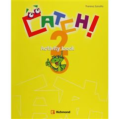 Catch! 2 Activity Book - Sanborns