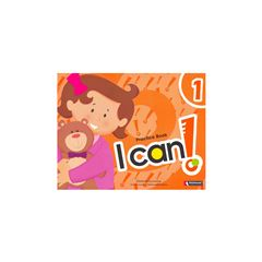 I Can! 1 Practice Book - Sanborns