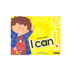 I Can! 2 Practice Book - Sanborns
