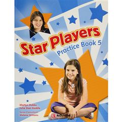 Star Players 5 Practice Book - Sanborns