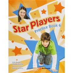Star Players 6 Practice Book - Sanborns