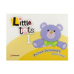 Little Tots 1 Picture Dictionary - Sanborns