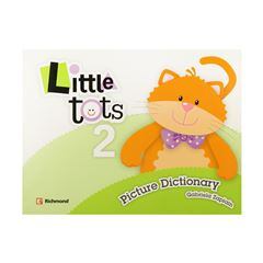 Little Tots 2 Picture Dictionary - Sanborns