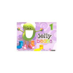 Jelly Beans 1 Activity Book - Sanborns