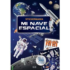 Stickermania mi nave espacial - Sanborns