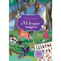 Mi bosque mágico stickermanía - Sanborns