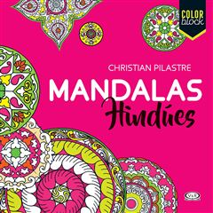 Mándalas hindúes color block - Sanborns