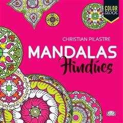 Mándalas hindúes color block - Sanborns