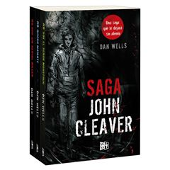 John Cleaver pack - Sanborns