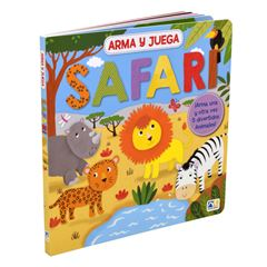 Arma y juega safari - Sanborns